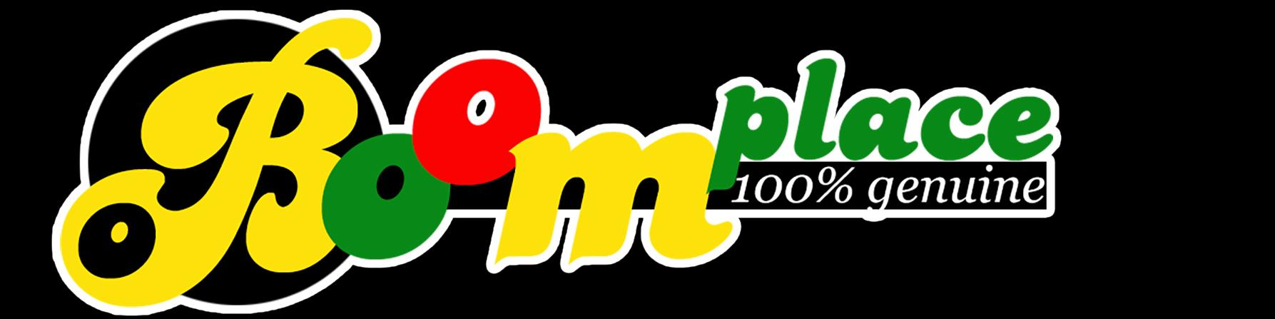Logo Boomplace Grafik